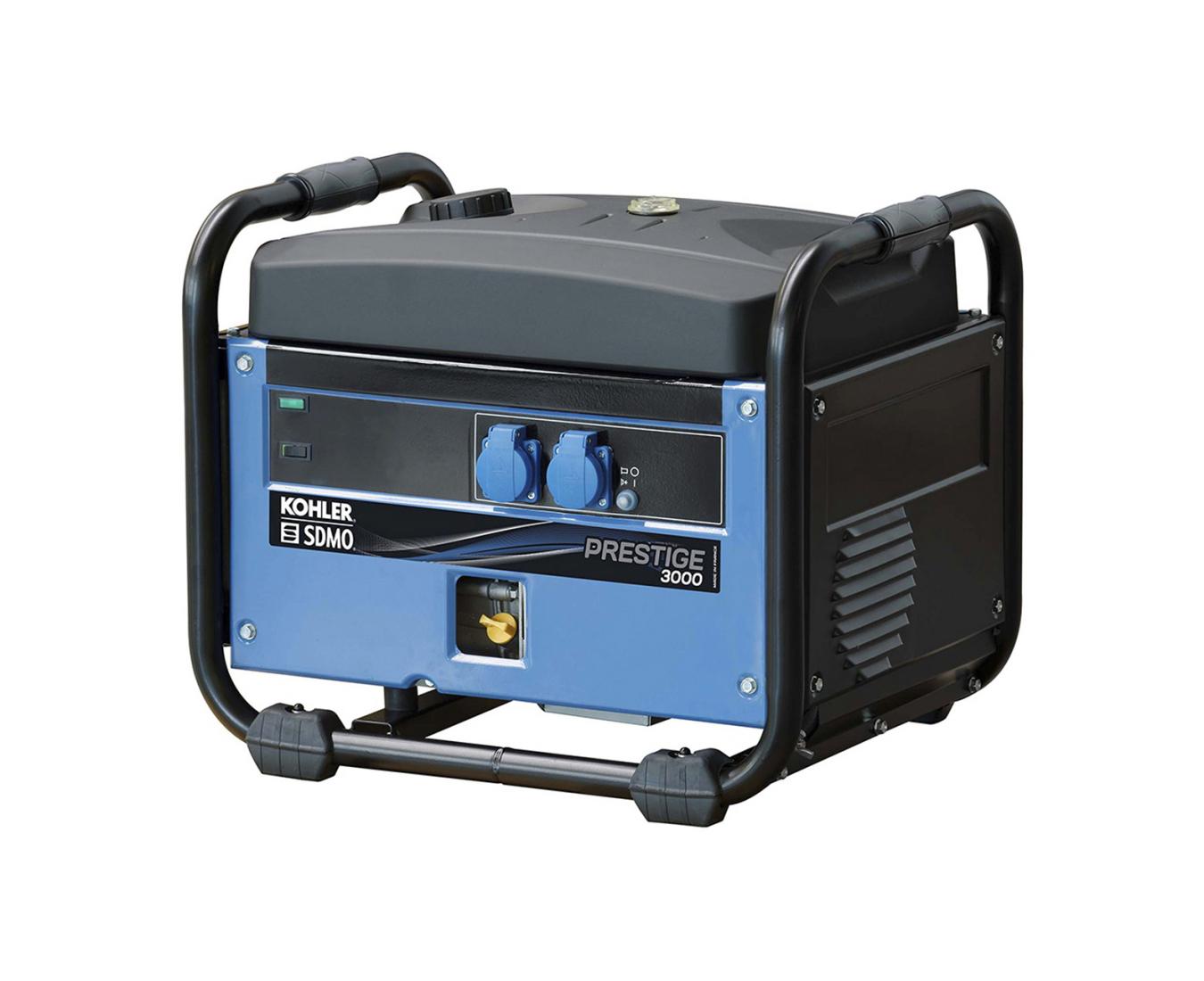 Бензиновый генератор (Бензогенератор) SDMO PRESTIGE 3000